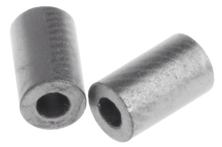 Fair-Rite Ferrite Ring Bead, For: Suppression Components, 3.55 x 1.65 x 5.95mm