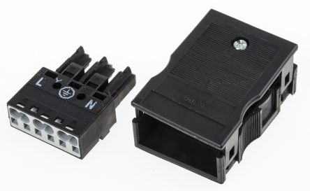 770 103 connecteur d wago femelle 25a 250 v. Black Bedroom Furniture Sets. Home Design Ideas