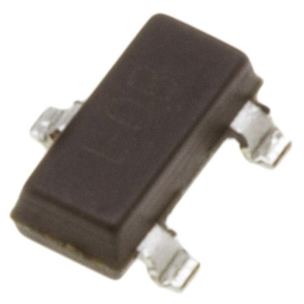 Regulador LDO, 100mA 5 V, SOT-23 3 pines ±5%