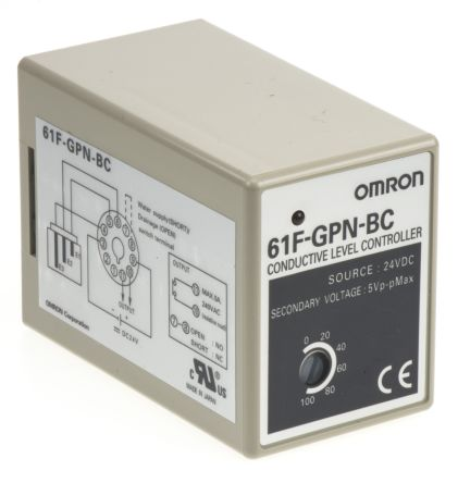 F5109297 01 61f gpn bc 24vdc omron level controller din rail mount, 24 v dc Omron plc Diagrams at gsmx.co