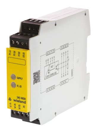 F5151759 01 3tk28251bb40 sirius 3tk28 safety relay, dual channel, 24 v dc, 3  at aneh.co