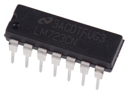 texas instruments lm723 系列 lm723cn/nopb 线性稳压器, 9.