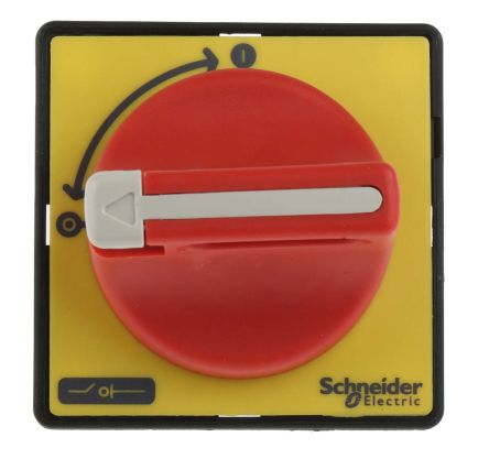Kcf1pz Schneider Electric 1 Lock Handle For Use With