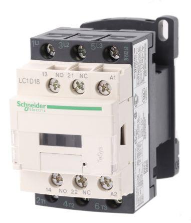 lc1d18m7 tesys d lc1d 3 pole contactor 18 a 9 kw 220 v ac tesys d lc1d 3 pole contactor 18 a 9 kw 220 v ac