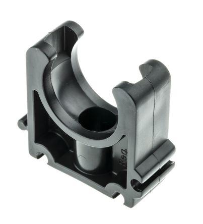167061037 collier de serrage polypropyl ne noir pour tube d25mm georg fischer. Black Bedroom Furniture Sets. Home Design Ideas