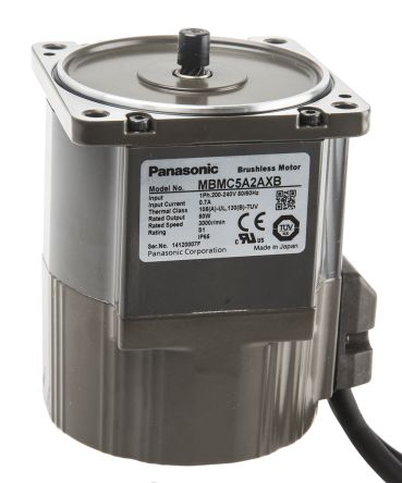 Mbmc5a2axb panasonic mbm reversible brushless ac motor Reversible ac motor