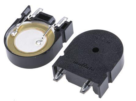 方形印刷电路板安装 piezo 传感器 方形盒式印刷电路板安装 高音量