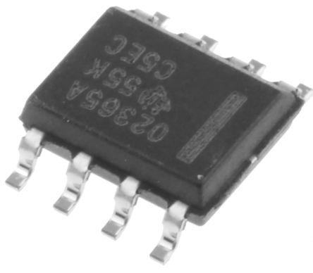 texas instruments 运算放大器 opa2365aid 双, 50mhz增益带宽积, 3