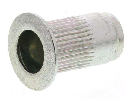AVK Plain, M4 Insert AVKALS3T-470-3.3, 9.91mm Diameter 6.75mm Depth 7.75mm