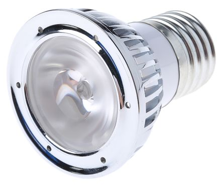 Luce cluster LED RS Pro, Ø 50mm, 230 V ca, luce color Rosso/Verde/Blu, angolo di vista 50°, base ...