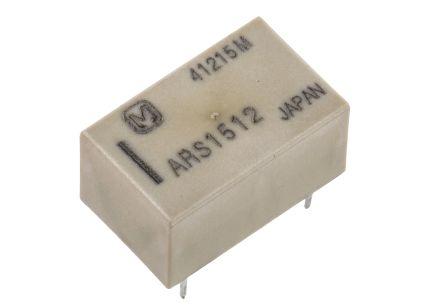 50Ω 触点配置 单刀双掷 线圈电压 12 v 直流 安装类型 pcb(印刷电路