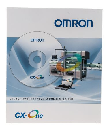 CXONE-LTCD-EV4   Omron PLC Programming Software 4.0 for use with ...