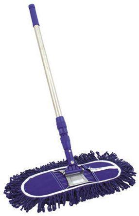 600mm telescopic handle dust mop u0026 sweeper