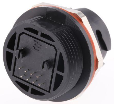 1776900 1 connecteur rj45 femelle montage traversant te connectivity. Black Bedroom Furniture Sets. Home Design Ideas