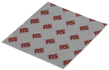 Thermal Interface Sheet, 3.2W/m·K, 150 x 150mm 1mm, Self-Adhesive
