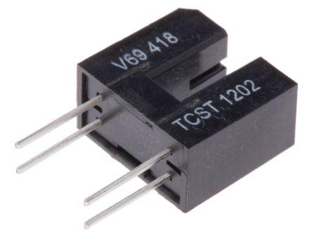 微型开槽光学开关,vishay 紧凑封装 晶体管输出 印刷电路