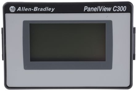 Allen Bradley 3 in LCD Touch Screen HMI, Monochrome, 128 x 64pixels, 116 x 80 x 57 mm