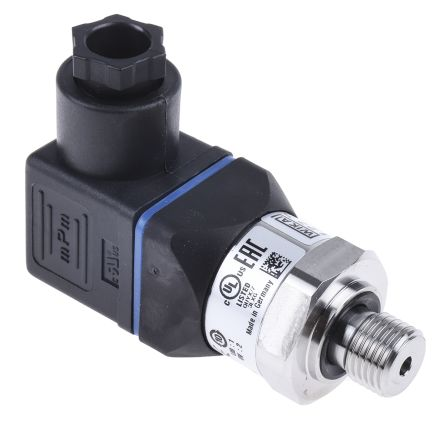 F7255951 01 12719332 wika hydraulic pressure sensor 12719332, 4 pin l plug  at edmiracle.co