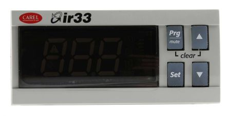 IR33Z9MR20 | Carel IR33 PID Temperature Controller, 34.2 x 76.2mm ...