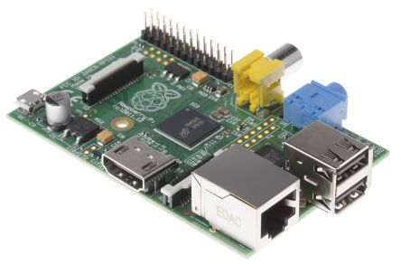 ラズベリーパイ Raspberry Pi Type B 512MB Raspberry Pi Type B
