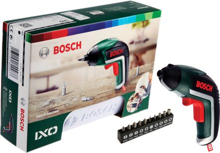ixo v bosch ixo v cordless screwdriver 3 6v 215rpm bosch. Black Bedroom Furniture Sets. Home Design Ideas