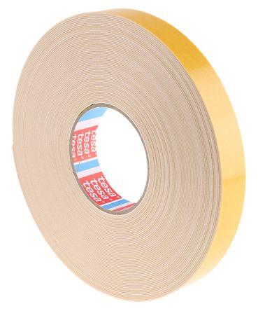 Tesa 4957 25m x 25mm cinta de espuma de doble cara tesa - Cinta doble cara tesa ...