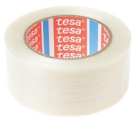 4590 50mx50mm tesa 4590 transparent single sided packaging tape 50m x 50mm tesa. Black Bedroom Furniture Sets. Home Design Ideas