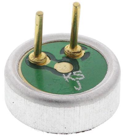 表面安装和印刷电路板安装微型驻极体电容器插件系列