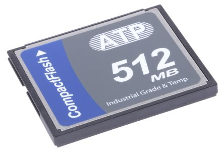 ATP 512 MB Compact Flash Card SLC