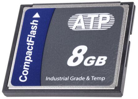 ATP 8 GB Compact Flash Card SLC