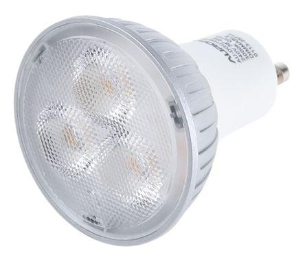 Aurora GU10 LED Reflector Bulb 6 W(45W) 3000K, Cool White, Dimmable
