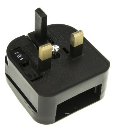 British plug adapter
