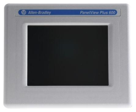 Allen Bradley 5... Panelview Plus 600