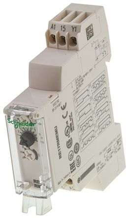 Re17rmemu Multi Function Timer Relay Screw 0 1 S 10