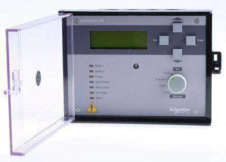 Dc1400 Heating Programmer 230 V Ac Schneider Electric