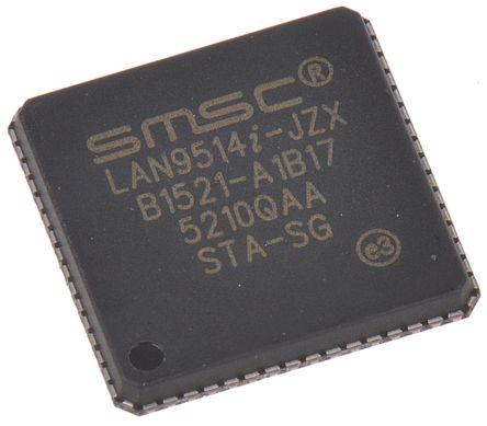 microchip lan9514i-jzx 1.
