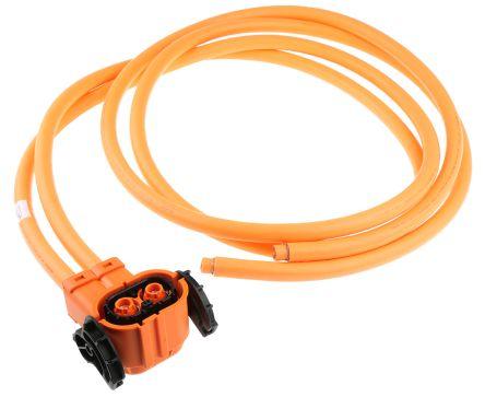2177202 8 Te Connectivity Hv Series 2 Way Automotive