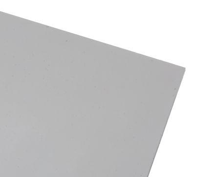 White Polyvinyl Chloride Pvc Sheet 600mm X 600mm X 2 5mm