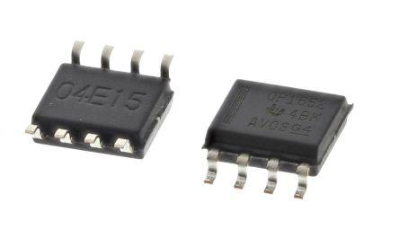 texas instruments opa1652aid 双 低噪声,精密 运算放大器, 18mhz