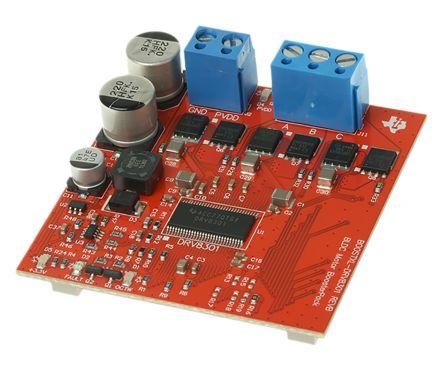 texas instruments boosterpack 套件 drv8301 电机驱动器 评估测试板