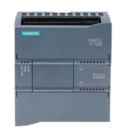 6es7211 1be40 0xb0 Siemens S7 1200 Plc Cpu Ethernet