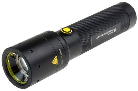 5609ri led lenser i9r led taschenlampe schwarz 400 lm akku alu geh use zum einsatz mit. Black Bedroom Furniture Sets. Home Design Ideas