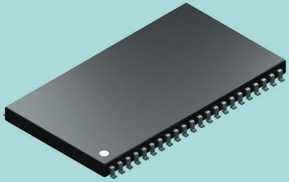 AverLogic AL440B-24-PBF, FIFO Memory, Single 4Mbit, 512K x 8, Uni-Directional 40MHz, Maximum of 3.3 V, 44-Pin TSSOP