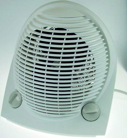 fan heater. 2.1kw fan heater, floor mounted, type g - british 3-pin heater