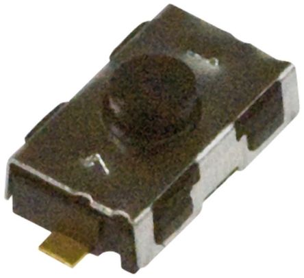 Button Tactile Switch, NO 50 mA @ 32 V dc 0.8mm