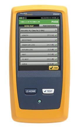 Dsx 5000 Ap Fluke Networks Lan Test Equipment Rj45 Dsx