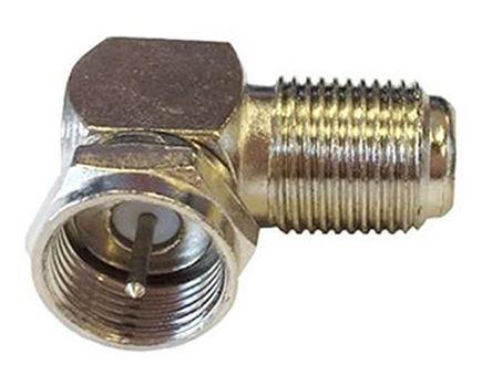 rf solutions 50Ω 直角 射频适配器 adp-ff-fm90 插座 插头