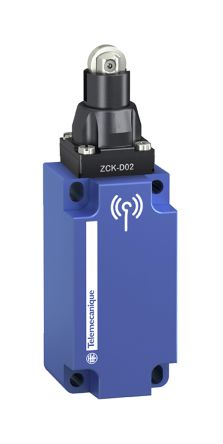 IP66, IP67 Snap Action Wireless Limit Switch, Roller Plunger, Plastic