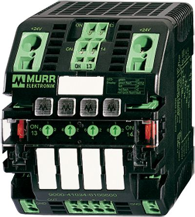 Murr Motor Protection Circuit