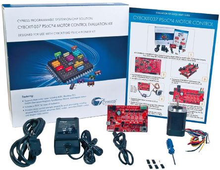 Motor Control Evaluation Shield Kit